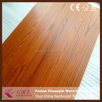 Guangzhou high quality oak flooring engineered / enginerring hardwood