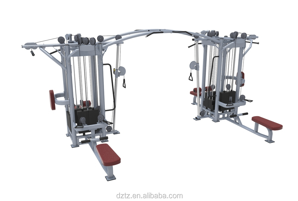 small cable crossover machine