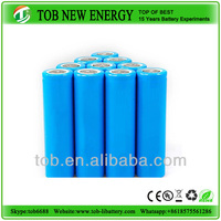 Best price lithium ion battery cell 18650 with CE certify