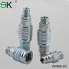 Hydraulic Quick Fitting Iso5675,Male And Female Quick Connector,hydraulic quick release coupling