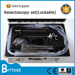 China autoclavable urology resectoscope set compatible with STORZ/OLYMPUS/WOLF