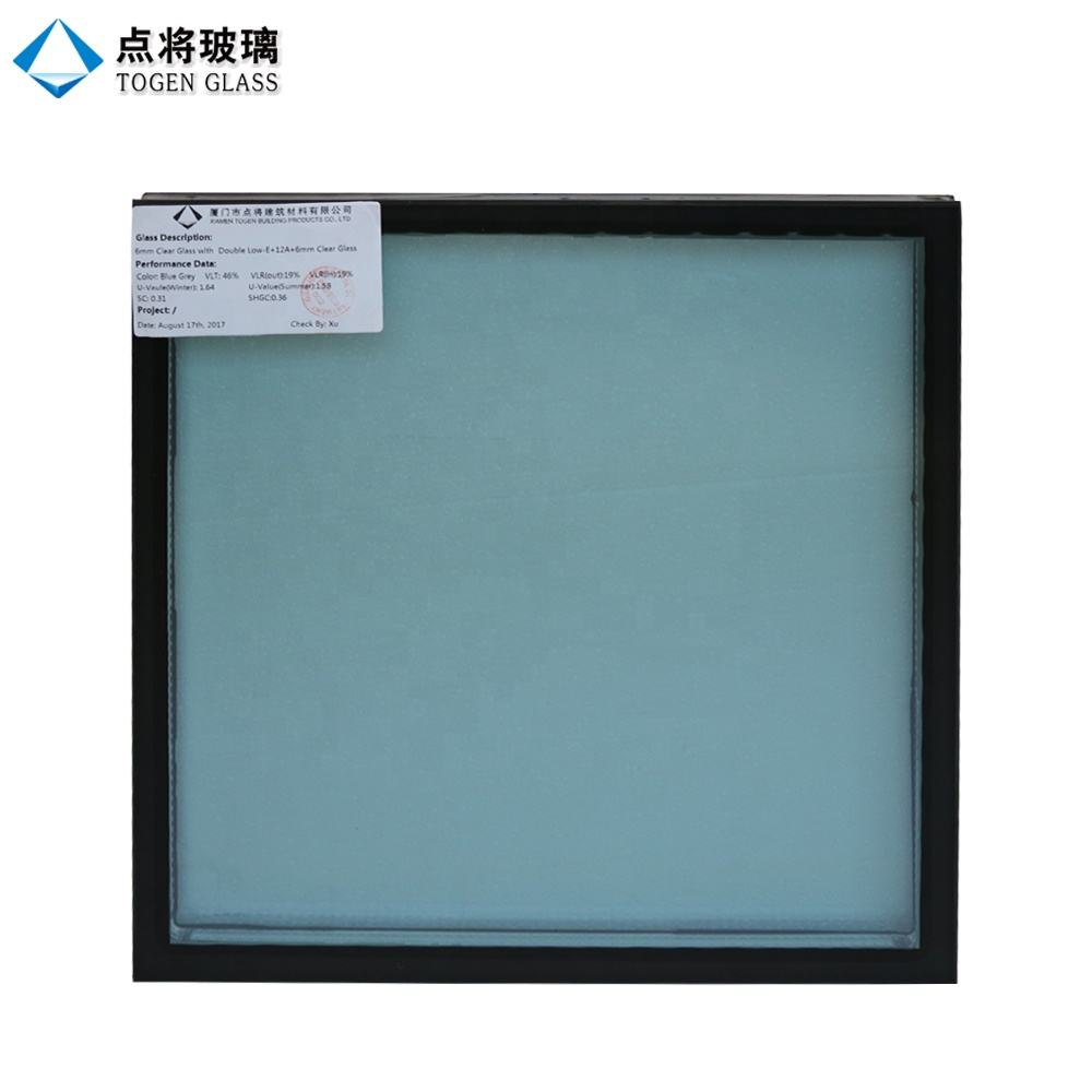 Togen Energy Saving Insulated Building Low E Glass For Facade - Buy Low E  Glass,Building Glass,Insulated Glass Product on Alibaba com
