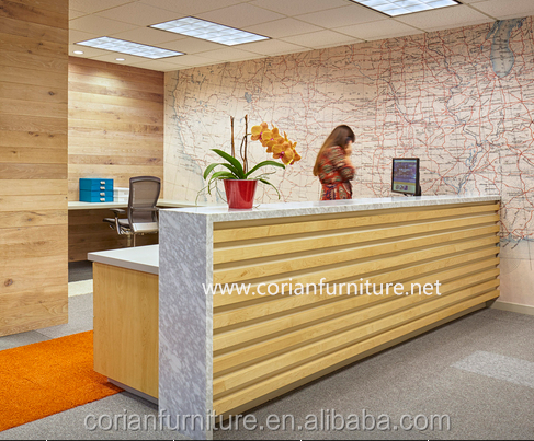 circular reception desk circular reception desk suppliers and at alibabacom - Reception Desks