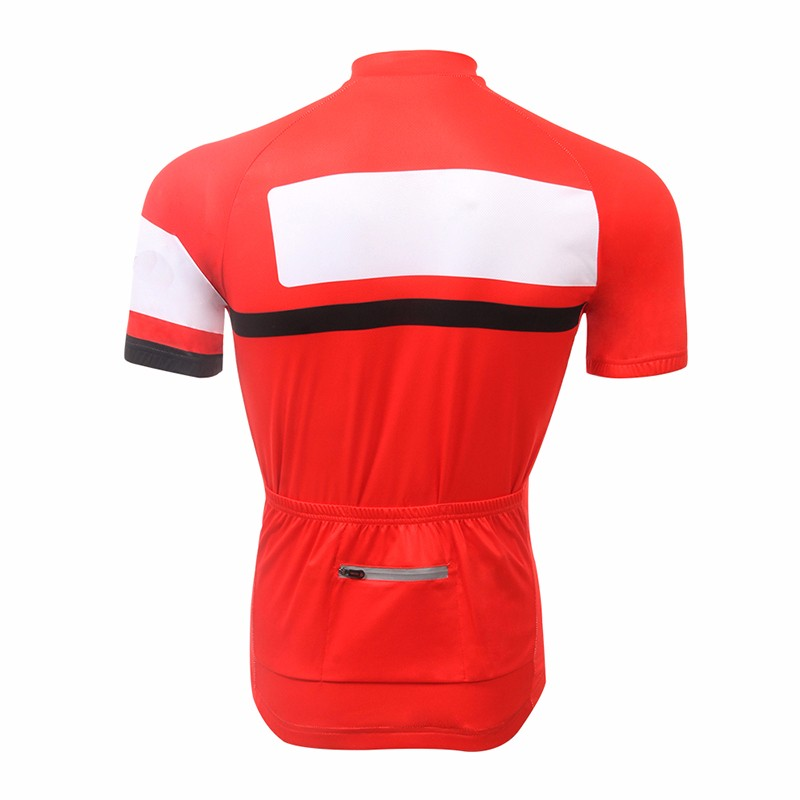 Factory direct supplier cheap design your blank cycling jerseys