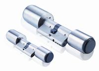 electronic cylinder lock change general lock to digital door lock