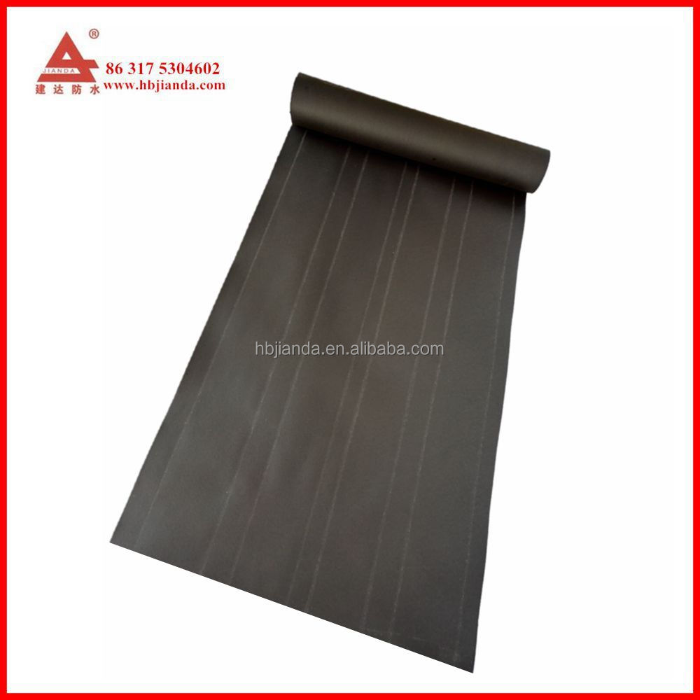 Chinese manufacture petroleum asphalt roll roofing underlayment building roof