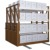 Boltless Steel Storage Rack Shelf For Warehouse