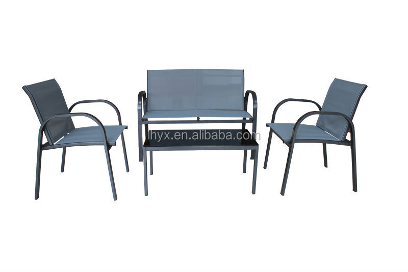 2014 new arrival KD STEEL 4PCS GARDEN SET