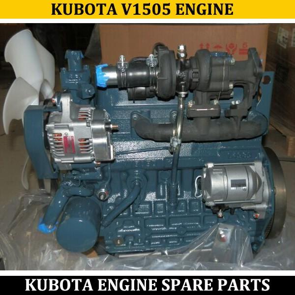 Kubota V1505 Enginekubota Industrial Engine Buy