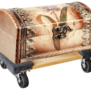 China supplier heavy duty wooden furniture moving dolly