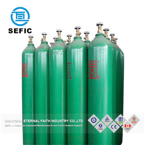 High Pressure Acetylene Gas Cylinder Price Hydrogen Gas Cylinder