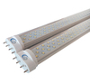 High lumen 12W led light source 2g11 led pl tube light