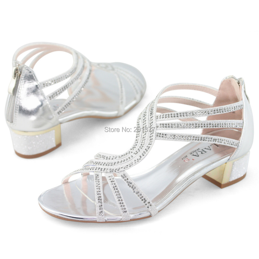 Gold Slingback Dress Shoes