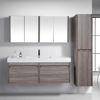 Real Estate Discount Bathroom Vanities Floating Bathroom Cabinets Wood  Texture