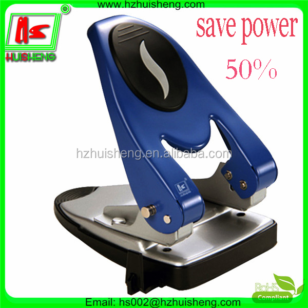 Promotional 8mm hole punch , heavy duty 2 hole punch