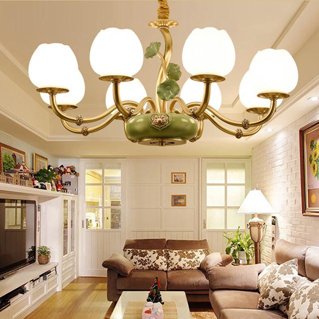 lampadario camera da letto classica all\'ingrosso-Acquista online i ...