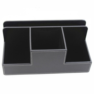 Manufacturing high end school recycled desk organizer accessories
