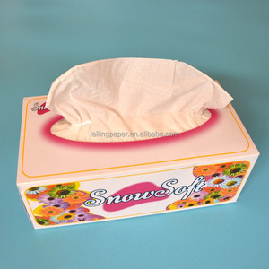 Hot sell Ultra soft fine box tissue paper