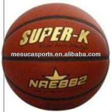 Super-K 7# PVC Basketball (NRE882G)/high quality PVC basketball/hot sale pvc basketball