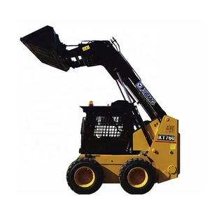 XT760 rubber track for skid steer loader engine for sale
