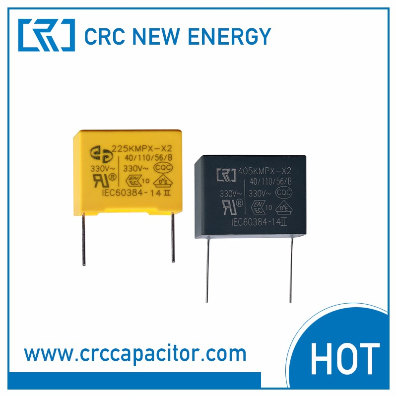 interference suppressor capacitor
