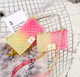 2019 New Spring Summer Candy Chain Women's bag Neon Jelly Bag Handbag
