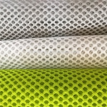 Oeko-tex Standard 100% polyester sandwich 3D air maille <span class=keywords><strong>tissu</strong></span> pour maille Textile <span class=keywords><strong>À</strong></span> La Maison