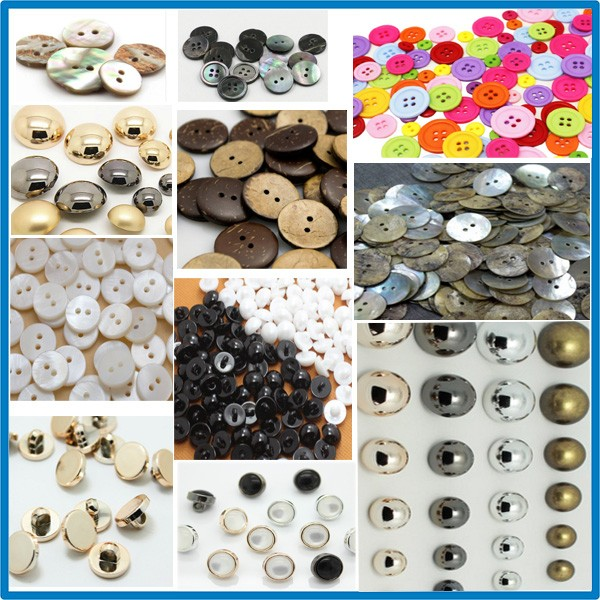 1 Inch Flatback Sewing Buttons 4 Holes Craft Buttons Snaps for Scrapbooking Sewing Coats Clothes Suit