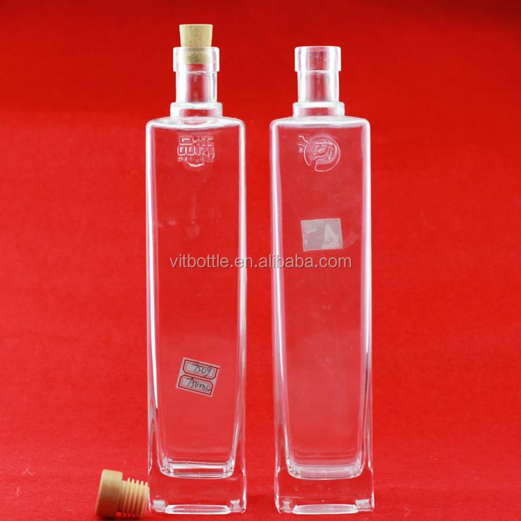 World Famous Vodka Bottle Animal Edible Oil Glass Bottles Cologne ...