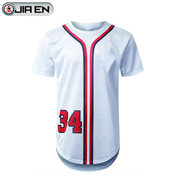 b30b86f0f Cheap custom plain blank baseball jerseys wholesale sublimation youth  baseball uniforms