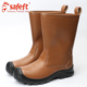 Women steel toe work for mining and construction safety shoes/boots germany