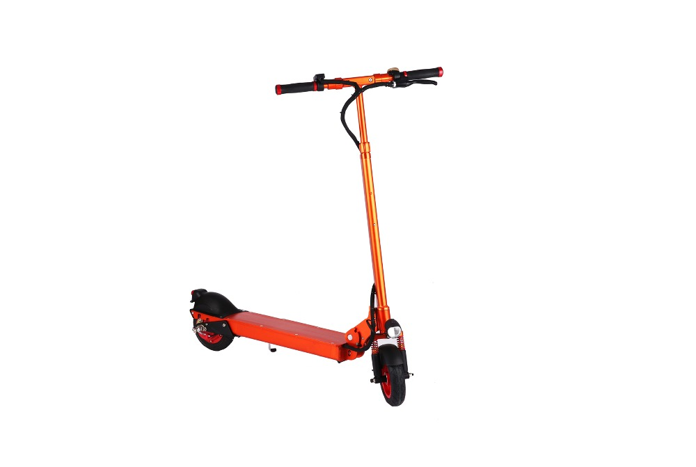 Hot sale 10 inch folding moped 2 wheel electric motorized car CE approved