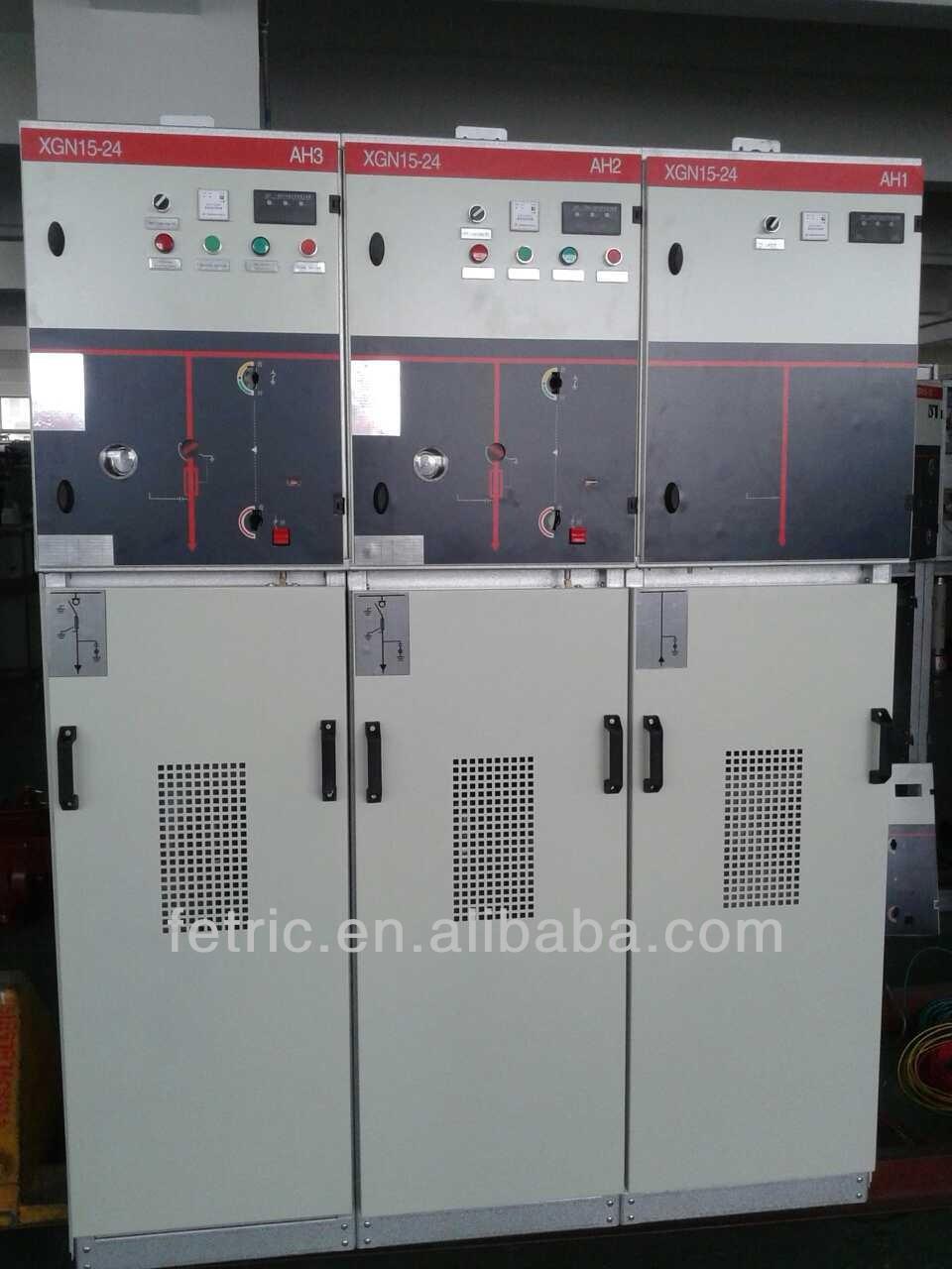Load Break Switch Sf6 With Panel 24kv,Metalclad 24kv