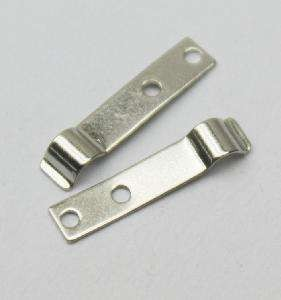 Custom Sheet Metal Stamped Parts Different Shape Metal ...