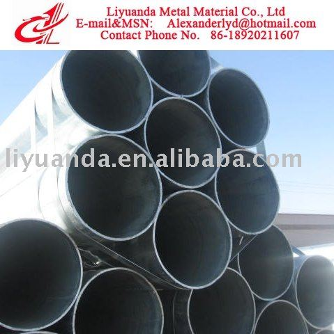 GB/T 8163 Seamless Pipe/Steel Pipe/Seamless Tube
