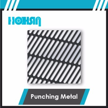 Fine stainless sheet metal hole punch product