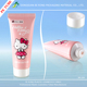 Hello kitty tube/Plastic Skin Care Cream Containers