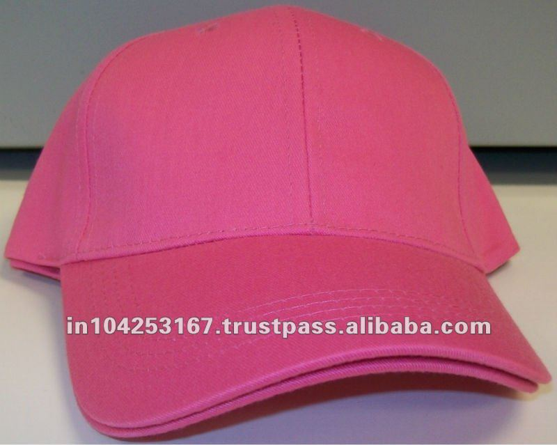 sport cap, sports cap, baseball cap cotton 6 panel made in india