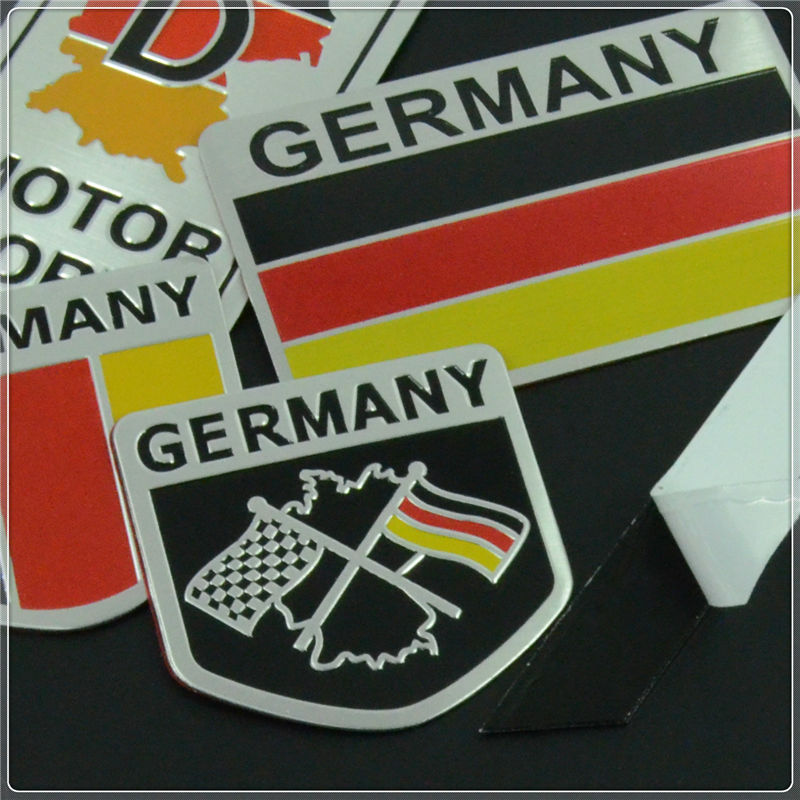 compra emblema de la bandera alemana online al por mayor. Black Bedroom Furniture Sets. Home Design Ideas