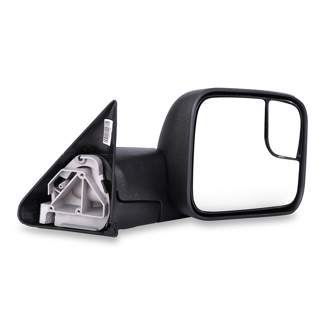 TOPPOWER For Dodge 94-01 Ram 1500 2500 3500 Pickup Truck Manual Towing Tow Mirror Left Driver and Right Passenger Pair (1994 1995 1996 1997 1998 1999 2000 2001)
