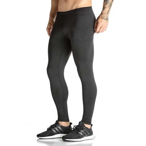 Stock lots elastic waist sports men leggings
