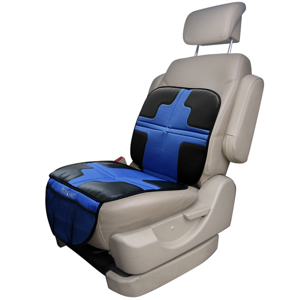 High Quality Pu Leather Cotton Car Seat Cover Protector