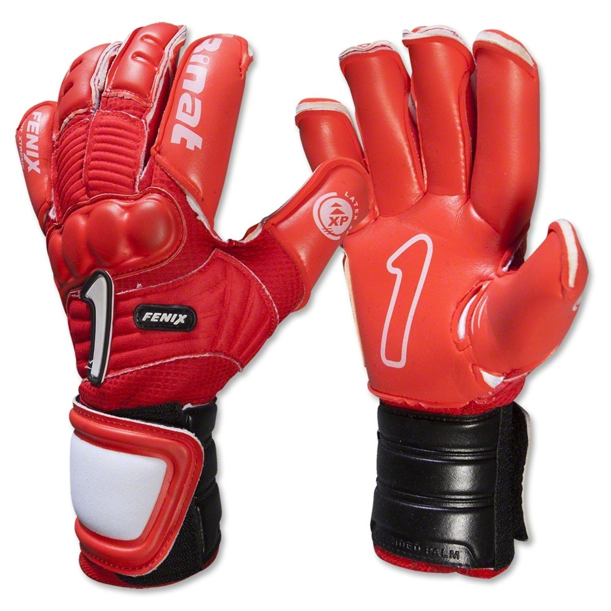 e60a6730454 Get Quotations · Rinat Soccer Goalkeeper Gloves  Rinat Fenix Prof XP