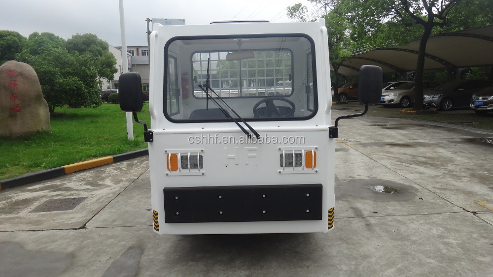 electric tow tractor-HF250