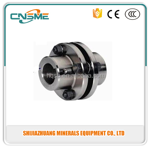 Elastic pin coupling bush type coupling engine parts free sample
