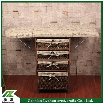 Antique Clothes Ironing Table with Superior Quality for Home Furniture