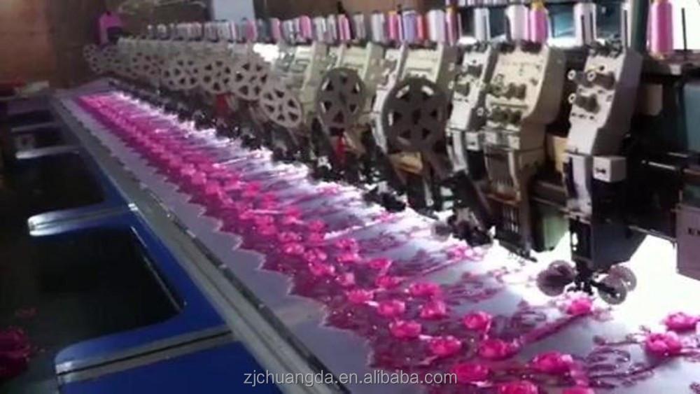 Фабрика машинной вышивки