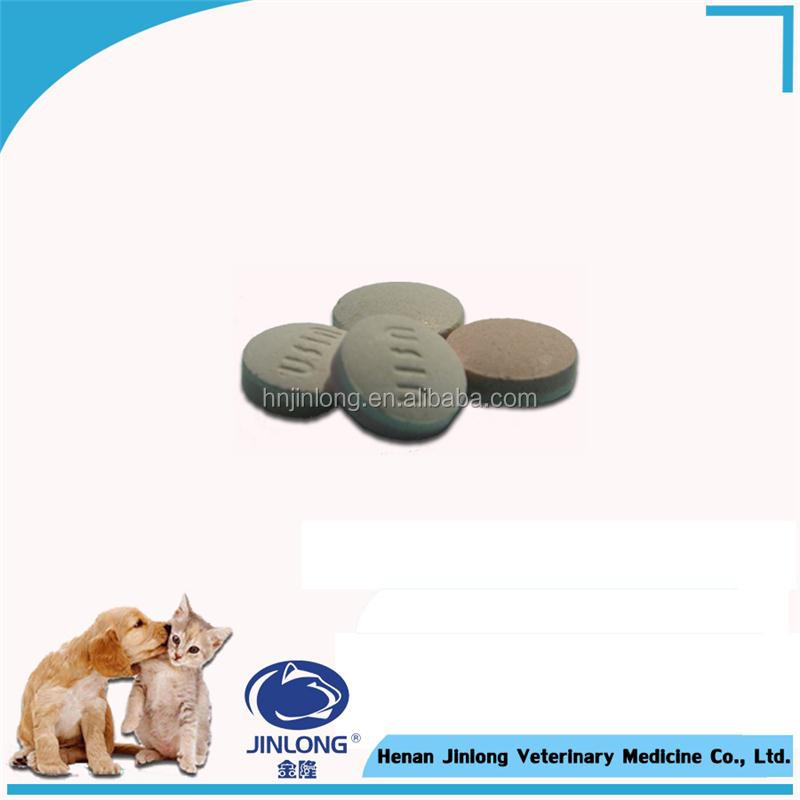 Tablet for Animal Use Anti Worm for Dog Finished Antibiotics