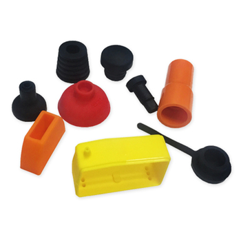 Custom silicone parts silicone rubber accessory sleeve rubber products
