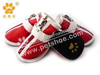 Pet Dog Puppy Sporty Shoes Boots Cloth Blue New